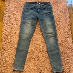Levi's 711 skinny